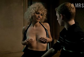 Slew of explicit reverence scenes nearly such a excellent actress Maggie Gyllenhaal