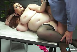 BBW beauty Carla hard porn video