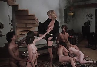 Hot retro adult movie with gorgeous girls