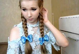 Cute Temporary Russian Alice 11