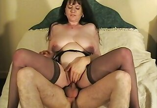 One of the things Cilla loves is getting their way tight pussy drilled