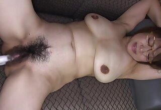 Flimsy Asian Granny Amateur Porn Video