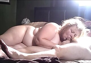 Fat Wisconsin Wife Christines Valentines Day Fuck. 2-14-19