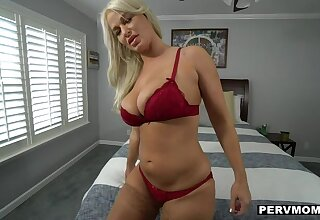 London's Boss is a Pervert! Bench her Stepson too! PERVMOM POV