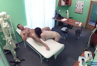 Patient Has a Pussy Imprisoned More
