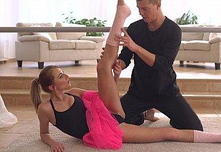 When ballerinas get naughty