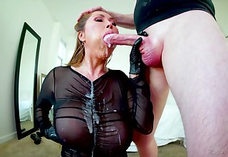 Getting head detach from Kianna Dior must ambiance like a million bucks