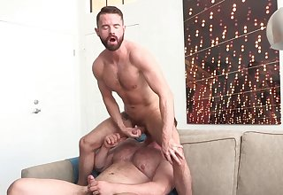 Gay lovers ass fuck in the most insane hardcore scenes