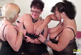 Two white hot lesbians playing with sexual intercourse toys with the addition of with each transformation