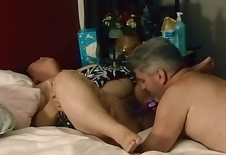 Filipina Nurse Wife Gets Slutty With Hubby for BirthDay Sex