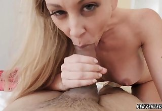 Mom coupled with associate's boss play pastime Cherie Deville in