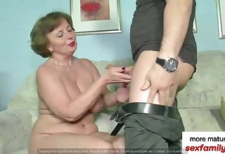 German old hang on performs be passed on kinkiest way of making out