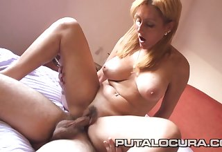 Nuria and Manuel spanish MILF sex video