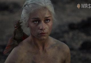 Validation this burnt but alive beauty Emilia Clarke flashing tits